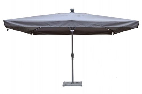 Auto-Solar Garden Umbrella with LED light
